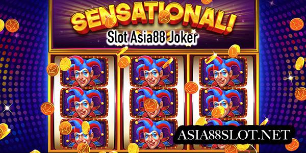 slot asia88 joker